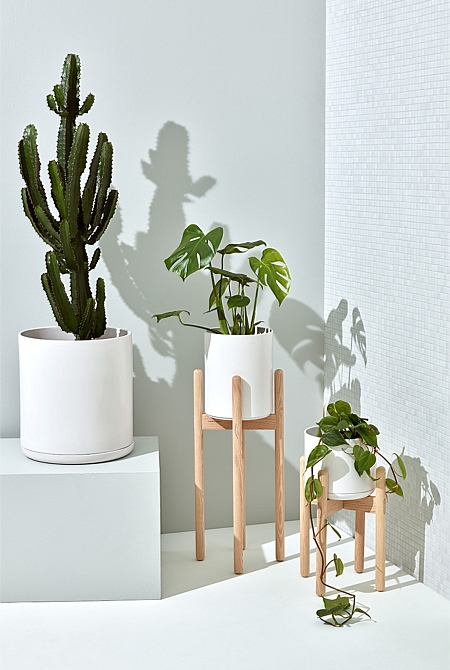 Corr Large Plant Stand