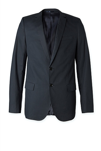 Contemporary Italian Cotton Jacket