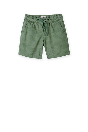 Leaf Yardage Short
