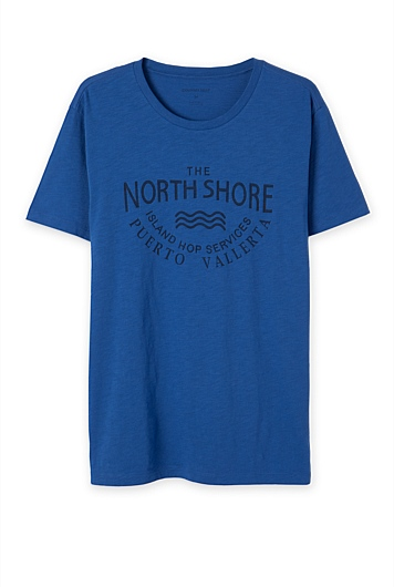 North Shore Graphic T-Shirt