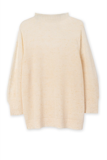 Oversized Sleeve Knit