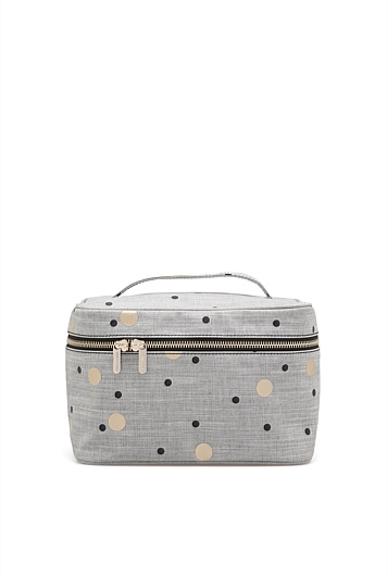Spotty Large Cosmetic Case