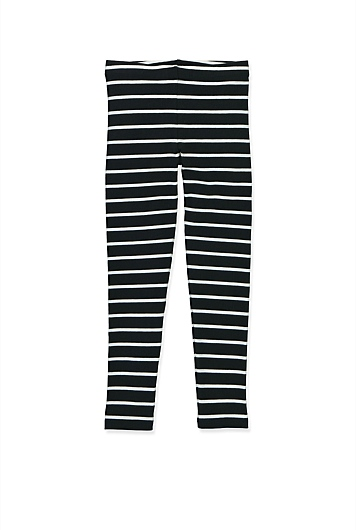 Stripe Legging