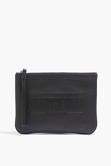 Heritage Large Pouch