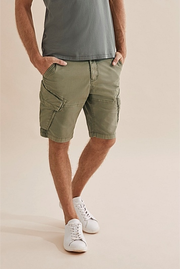 Stretch Cargo Short