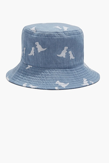 Dinosaur Bucket Hat