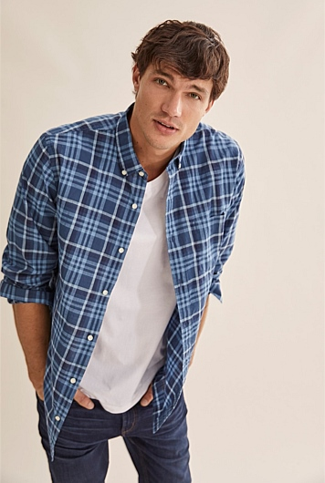 Regular Gingham Shirt