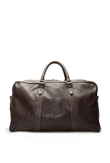 Devoe Leather Weekender
