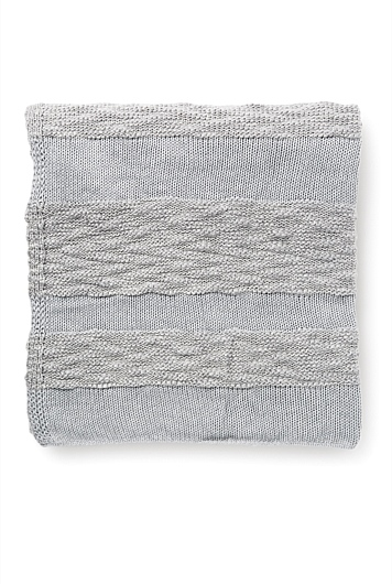 Ustra Knit Throw