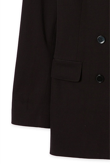 Tailored Longline Jacket