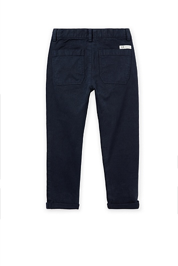 Washed Pocket Pant