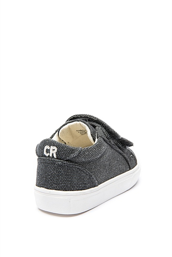Canvas Strap Shoe