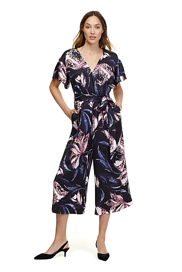 Print Wrap Jumpsuit at Country Road in Norwood, SA | Tuggl