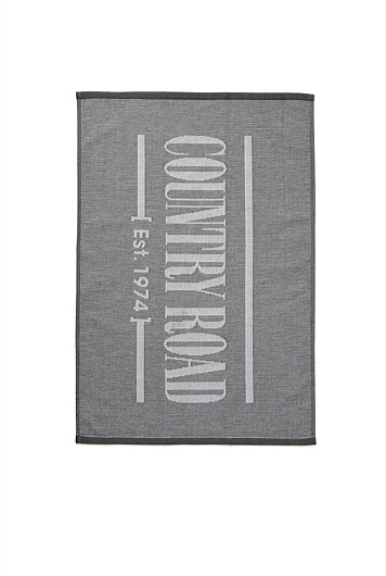 Heritage Logo Tea Towel