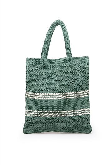 Macrame Shopper