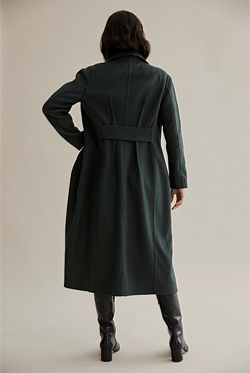 Darted Coat