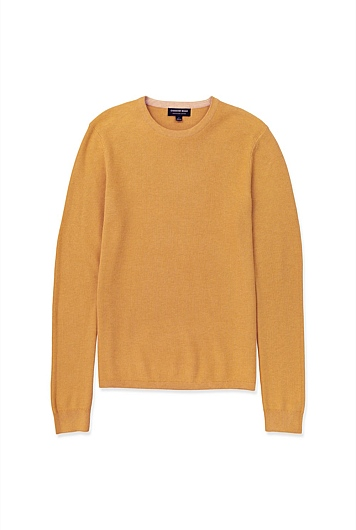 Australian Cotton Crew Knit