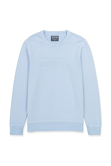 Heritage Garment Dyed Sweat