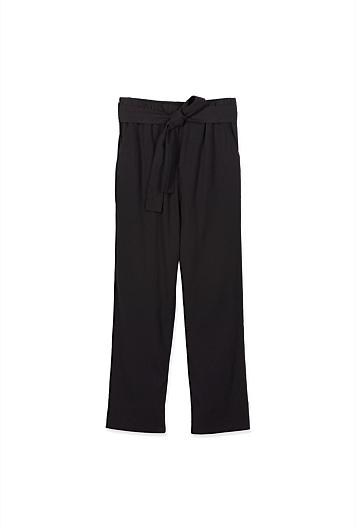 Textured Resort Pant