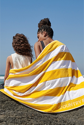 Beau Beach Towel