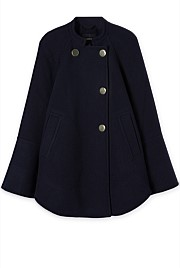 Bell Sleeve Cape