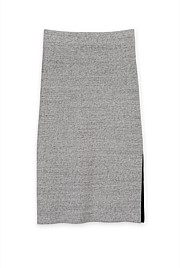 Speckle Knit Skirt