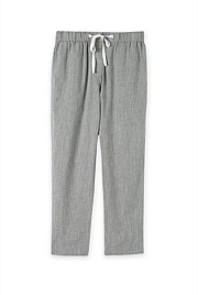 Textured Relaxed Pant