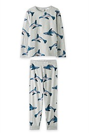 Printed Seal Pyjamas