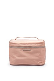 Satin Large Cosmetic Case