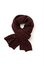 Cotton Textured Scarf