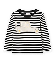 Van Stripe T-Shirt