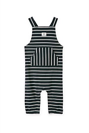 Stripe Jersey Overall
