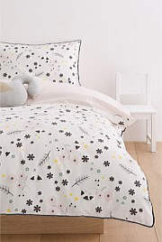 Bella Single Quilt Cover