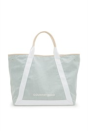 Chambray Classic Tote