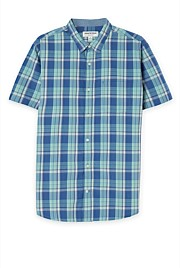 Madras Check Shirt
