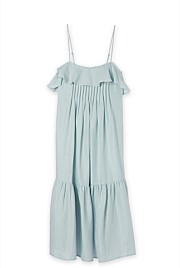 Frill Pintuck Sundress