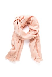 Classic Perforated Scarf