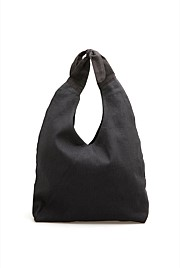 Knotted Slouchy Tote