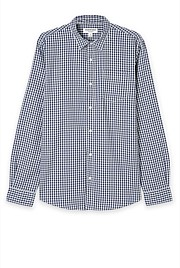 Regular Mini Gingham Shirt