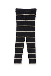 Stripe Knit Legging