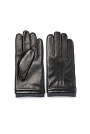 Clean Leather Glove