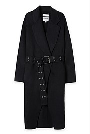 Double Faced Wool Coat