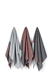 Omba Tea Towel Pack of 3