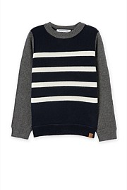 Stripe Knit