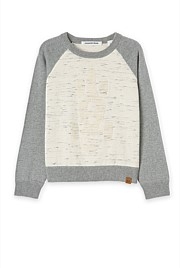 Car Raglan Knit