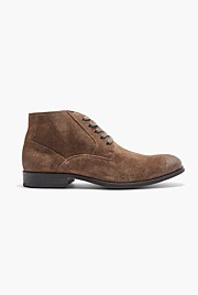 Suede Brooks Boot