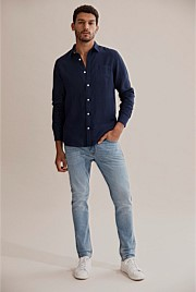 Regular Irish Linen Shirt