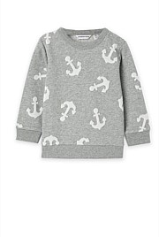 Anchor Sweat Top