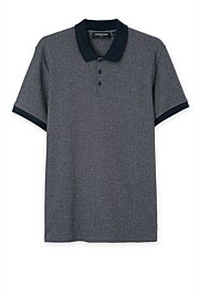 Mini Jacquard Polo