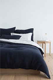 Kore Stripe King Quilt Cover